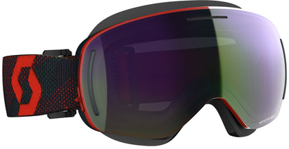 SCOTT LCG EVO SNOWCROSS GOGGLE RED/BLU NIGHTS ENHNCR GRN CHRM 272845-4710314
