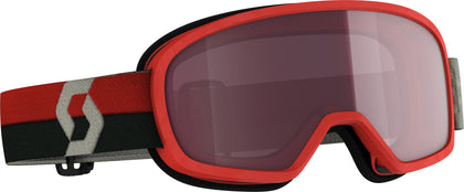 SCOTT BUZZ PRO SNWCRS GOGGLE RED/GREY ROSE 272851-1010134