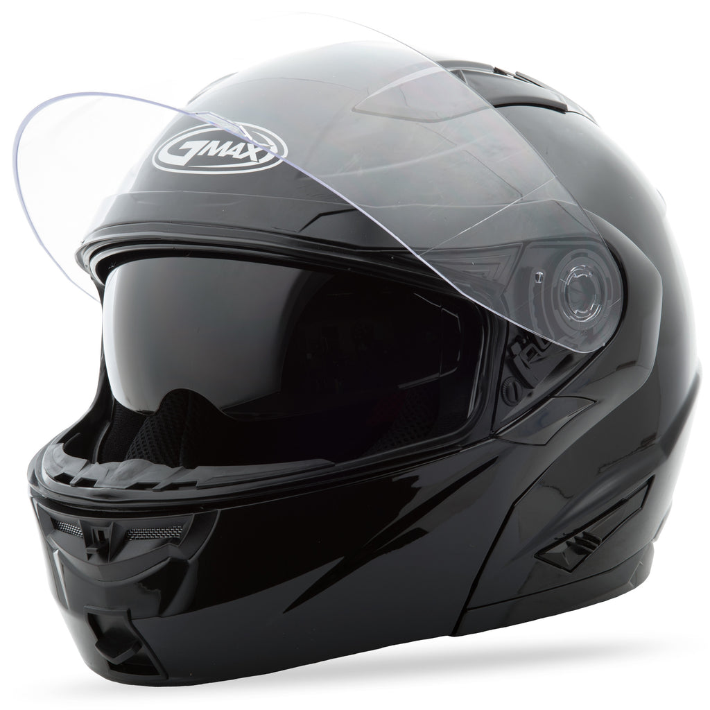 GM-64 MODULAR HELMET BLACK SM-atv motorcycle utv parts accessories gear helmets jackets gloves pantsAll Terrain Depot