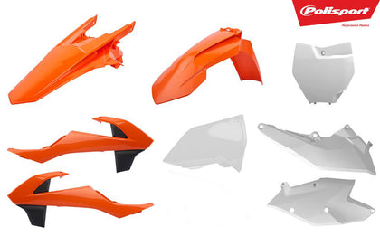 POLISPORT PLASTIC BODY KIT OEM COLOR 90750