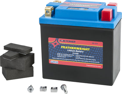 FIRE POWER FEATHERWEIGHT LITHIUM BATTERY 250CCA HJTX14AH-FP-Q 12V/48WH HJTX14AHQ-FP