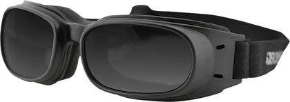 BOBSTER PISTON SUNGLASSES W/SMOKE LENS BPIS01