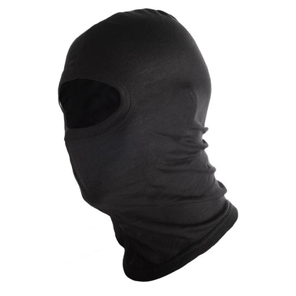 FLY RACING BALACLAVA Rayon material like SILK/COTTON BLACK 63-701-2-atv motorcycle utv parts accessories gear helmets jackets gloves pantsAll Terrain Depot