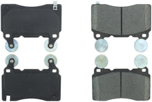Load image into Gallery viewer, StopTech 10-15 Chevy Camaro SS Street Performance Front Brake Pads
