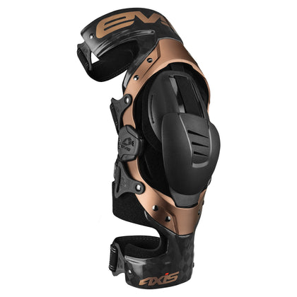 EVS AXIS PRO KNEE BRACES MD AXISP-BK/COP-MP