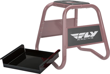 FLY RACING PODIUM STAND TOOL TRAY BLACK 61-0763