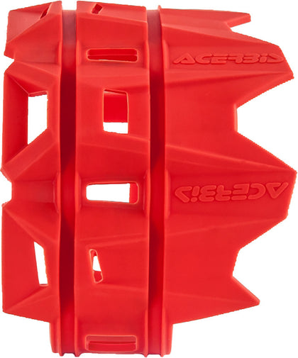 ACERBIS SILENCER PROTECTOR RED 2676790004