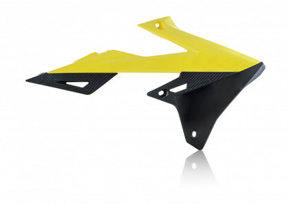 ACERBIS RADIATOR SHROUDS YELLOW/BLACK 2686491017