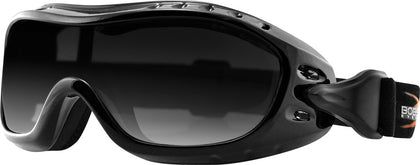 BOBSTER NIGHTHAWK SUNGLASSES OTG W/SMOKED LENS BHAWK01