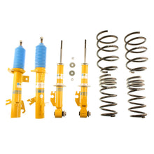 Load image into Gallery viewer, Bilstein B12 2012 Mini Cooper S Hatchback Front and Rear Suspension Kit