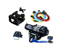 Load image into Gallery viewer, Polaris Scrambler 1000 2014-18 Winch and Mount Kit KFI A2500-R2