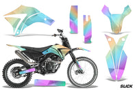 Dirt Bike Graphics Kit Decal Sticker Wrap For Apollo Orion 250RX SLICK