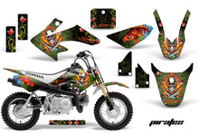 Load image into Gallery viewer, Dirt Bike Graphics Kit Decal Wrap For Honda CRF50 CRF 50 2014-2018 EDHP GREEN-atv motorcycle utv parts accessories gear helmets jackets gloves pantsAll Terrain Depot