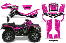 Load image into Gallery viewer, ATV Graphics Kit Decal Wrap For CanAm Outlander Max 500/800 2006-2012 REAPER PINK-atv motorcycle utv parts accessories gear helmets jackets gloves pantsAll Terrain Depot