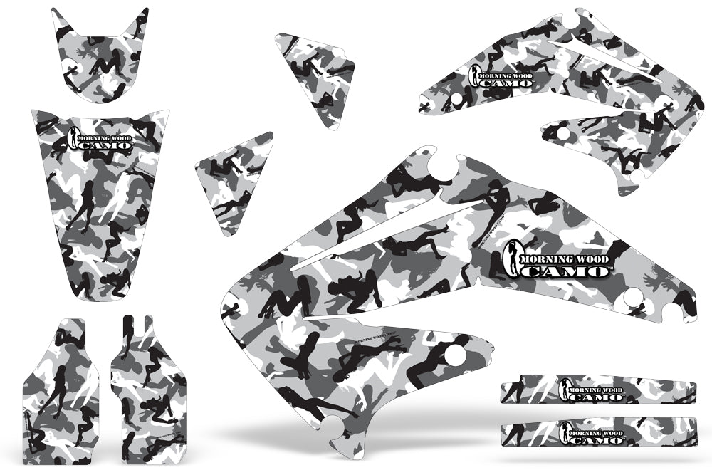 Dirt Bike Graphics Kit Decal Sticker Wrap For Honda CRF450R 2002-2004 URBAN CAMO WHITE-atv motorcycle utv parts accessories gear helmets jackets gloves pantsAll Terrain Depot