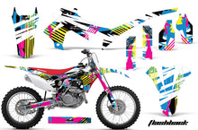Load image into Gallery viewer, Dirt Bike Graphics Kit Decal Sticker Wrap For Honda CRF250R 2014-2017 FLASHBACK-atv motorcycle utv parts accessories gear helmets jackets gloves pantsAll Terrain Depot