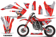 Load image into Gallery viewer, Graphics Kit Decal Sticker Wrap + # Plates For Honda CRF150R 2017-2018 TBOMBER RED-atv motorcycle utv parts accessories gear helmets jackets gloves pantsAll Terrain Depot