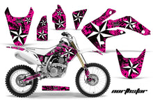 Load image into Gallery viewer, Dirt Bike Graphics Kit Decal Sticker Wrap For Honda CRF150R 2007-2016 NORTHSTAR PINK-atv motorcycle utv parts accessories gear helmets jackets gloves pantsAll Terrain Depot