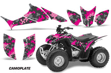 Load image into Gallery viewer, ATV Graphics Kit Quad Decal Sticker Wrap For Honda TRX90 2006-2018 CAMOPLATE PINK-atv motorcycle utv parts accessories gear helmets jackets gloves pantsAll Terrain Depot