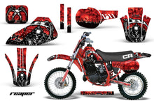 Load image into Gallery viewer, Dirt Bike Graphics Kit Decal Sticker Wrap For Honda CR60 CR 60 1984-1985 REAPER RED-atv motorcycle utv parts accessories gear helmets jackets gloves pantsAll Terrain Depot