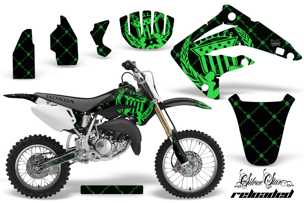 BACKGROUNDS-STICKERS HONDA CRF //cr 85 To 450 All  Years MOTOCROSS GRAPHICS