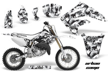 Load image into Gallery viewer, Dirt Bike Graphics Kit MX Decal Wrap For Honda CR85 CR 85 2003-2007 URBAN CAMO WHITE-atv motorcycle utv parts accessories gear helmets jackets gloves pantsAll Terrain Depot