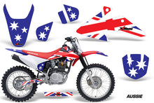 Load image into Gallery viewer, Dirt Bike Graphics Kit Decal Wrap For Honda CRF150 CRF230F 2008-2014 AUSSIE-atv motorcycle utv parts accessories gear helmets jackets gloves pantsAll Terrain Depot