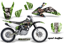 Load image into Gallery viewer, Dirt Bike Graphics Kit Decal Wrap For Honda CRF150 CRF230F 2008-2014 MOTORHEAD GREEN-atv motorcycle utv parts accessories gear helmets jackets gloves pantsAll Terrain Depot