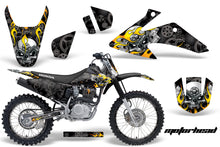 Load image into Gallery viewer, Dirt Bike Graphics Kit Decal Wrap For Honda CRF150 CRF230F 2008-2014 MOTORHEAD BLACK-atv motorcycle utv parts accessories gear helmets jackets gloves pantsAll Terrain Depot