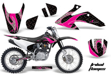Load image into Gallery viewer, Dirt Bike Graphics Kit Decal Wrap For Honda CRF150 CRF230F 2008-2014 TRIBAL PINK BLACK-atv motorcycle utv parts accessories gear helmets jackets gloves pantsAll Terrain Depot
