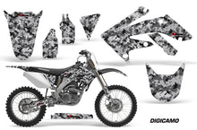 Load image into Gallery viewer, Dirt Bike Graphics Kit Decal Sticker Wrap For Honda CRF250R 2004-2009 DIGICAMO BLACK-atv motorcycle utv parts accessories gear helmets jackets gloves pantsAll Terrain Depot