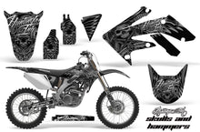 Load image into Gallery viewer, Dirt Bike Graphics Kit Decal Sticker Wrap For Honda CRF250R 2004-2009 HISH SILVER-atv motorcycle utv parts accessories gear helmets jackets gloves pantsAll Terrain Depot