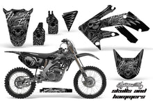 Load image into Gallery viewer, Graphics Kit Decal Sticker Wrap + # Plates For Honda CRF250R 2004-2009 HISH SILVER-atv motorcycle utv parts accessories gear helmets jackets gloves pantsAll Terrain Depot
