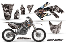 Load image into Gallery viewer, Graphics Kit Decal Sticker Wrap + # Plates For Honda CRF250R 2004-2009 HATTER SILVER-atv motorcycle utv parts accessories gear helmets jackets gloves pantsAll Terrain Depot