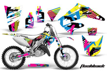 Load image into Gallery viewer, Dirt Bike Graphics Kit Decal Wrap For Honda CR125R CR250R 2002-2008 FLASHBACK-atv motorcycle utv parts accessories gear helmets jackets gloves pantsAll Terrain Depot