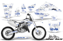 Load image into Gallery viewer, Dirt Bike Graphics Kit Decal Wrap For Honda CR125R CR250R 2002-2008 SSSH BLUE WHITE-atv motorcycle utv parts accessories gear helmets jackets gloves pantsAll Terrain Depot