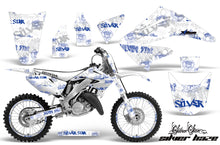 Load image into Gallery viewer, Graphics Kit Decal Wrap + # Plates For Honda CR125R CR250R 2002-2008 SSSH BLUE WHITE-atv motorcycle utv parts accessories gear helmets jackets gloves pantsAll Terrain Depot