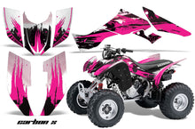 Load image into Gallery viewer, ATV Graphic Kit Quad Decal Wrap For Honda Sportrax TRX300EX 2007-2012 CARBONX PINK-atv motorcycle utv parts accessories gear helmets jackets gloves pantsAll Terrain Depot