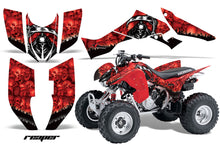 Load image into Gallery viewer, ATV Graphic Kit Quad Decal Wrap For Honda Sportrax TRX300EX 2007-2012 REAPER RED-atv motorcycle utv parts accessories gear helmets jackets gloves pantsAll Terrain Depot