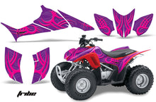 Load image into Gallery viewer, ATV Graphics Kit Quad Decal Sticker Wrap For Honda TRX90 2006-2018 TRIBE PINK PURPLE-atv motorcycle utv parts accessories gear helmets jackets gloves pantsAll Terrain Depot