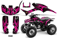 Load image into Gallery viewer, ATV Graphic Kit Quad Decal Wrap For Honda Sportrax TRX300EX 1993-2006 TRIBE PINK BLACK-atv motorcycle utv parts accessories gear helmets jackets gloves pantsAll Terrain Depot