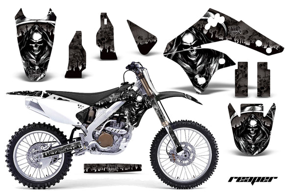 Dirt Bike Graphics Kit MX Decal Wrap For Kawasaki KX250F
