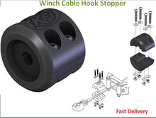 Load image into Gallery viewer, KFI Winch Split Cable Hook Stopper - All Terrain Depot