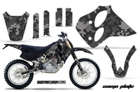 Dirt Bike Graphics Kit Decal Sticker Wrap For KTM SX/XC/EXC/LC4 1993-1997 CAMOPLATE BLACK