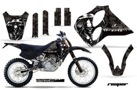Dirt Bike Graphics Kit Decal Sticker Wrap For KTM SX/XC/EXC/LC4 1993-1997 REAPER BLACK