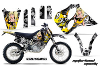 Graphics Kit Decal Sticker Wrap + # Plates For KTM SX/XC/EXC/LC4 1993-1997 MOTO MANDY BLACK