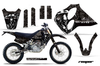 Graphics Kit Decal Sticker Wrap + # Plates For KTM SX/XC/EXC/LC4 1993-1997 REAPER BLACK