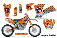 Load image into Gallery viewer, Dirt Bike Graphics Kit Decal Wrap For KTM SX SXS EXC MXC 2001-2004 VEGAS ORANGE-atv motorcycle utv parts accessories gear helmets jackets gloves pantsAll Terrain Depot