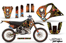 Load image into Gallery viewer, Graphics Kit Decal Sticker Wrap + # Plates For KTM SX/XC/EXC/LC2 1993-1997 EDHP ORANGE-atv motorcycle utv parts accessories gear helmets jackets gloves pantsAll Terrain Depot
