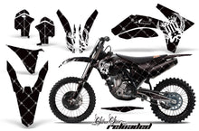 Load image into Gallery viewer, Graphics Kit Decal Sticker Wrap + # Plates For KTM SX/SX-F/XC/EXC/XFC-W 2011-2013 RELOADED WHITE BLACK-atv motorcycle utv parts accessories gear helmets jackets gloves pantsAll Terrain Depot